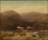 Homer Dodge Martin / In the Housatonic Valley / late 1850s