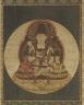 "Japan, Kamakura period, 13th century / The ""Secret Five"" Bodhisattva (Gohimitsu Bosatsu) / 13th century"