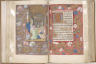 Alexander Bening / Hours of Queen Isabella the Catholic, Queen of Spain: Pentecost, fol. 31 (verso) / c. 1495-1500