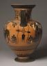Painter of Berlin 1899 / Neck Amphora / 515-510  BC
