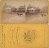 Theodore Lilienthal / West end music pavilion / ca. 1880
