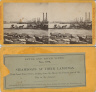 S. T. Blessing / Steamboats at their landings / ca. 1875