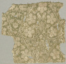 Italy, second quarter of the 14th century / Silk Fragment / 1325-1350