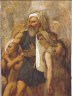 Antoine-Jean Gros / Egyptian Family / c. 1835