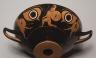 Psiax / Eye Kylix (Wine Cup) / c. 520 BC
