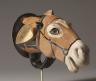 Greece / Donkey-Head Rhyton / c. 475 BC