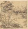 Chen Hongshou / Paintings after Ancient Masters: Autumn Landscape / 1598-1652