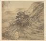 Song Xu / Eighteen Views of Wuxing:  Grotto Mountain / 1500s