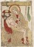 Southern Germany, Swabia, 15th century / Pietà / c. 1435-1450