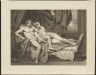 Jacques Louis David / Cupid and Psyche / 1813