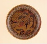 China / Dish (Pan) with Scholar and Attendants under a Tree / Ming dynasty, Wanli period, 1595
