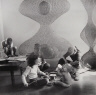 Imogen Cunningham / Ruth Asawa and Her Family / 1957