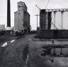 Frank W.  Gohlke / Grain Elevator Being Demolished, Minneapolis,  MN / 1977