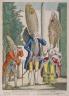 Artist unknown / Le Grande Maitre de la Frisure a la Mode / late 18th  century