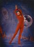 Wellington Lee / Girl in Red / 1964