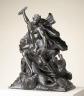 Massimiliano Soldani Benzi / Venus Plucking the Wings of Cupid / c. 1715-1720