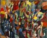 Jean Paul Riopelle / Untitled / 1947