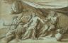 Hans von Aachen / Sine Cerere et Baccho friget Venus / c. 1584-1587