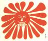 Kenojuak Ashevak / The Woman Who Lives in the Sun / 1960