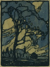 Frank Carmichael / Tree / c. 1919-1921