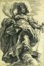 Lucas (the Elder) Vorsterman / Saint Catherine / c. 1620