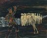 Gershon Iskowitz / Selection, Auschwitz / c. 1944-1945