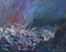Gershon Iskowitz / Explosion / c. 1949-1952