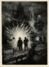 F.W. Jopling / Forging the 9-inch Shell / 1917-1918