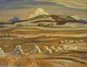 A.Y. Jackson / October, Twin Butte, Alberta / 1951