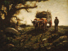Louis Paul Dessar / A Load of Brush / 1912