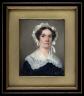 Henry Colton Shumway / Mrs. Benjamin Silliman / ca. 1835