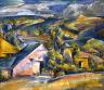 Preston Dickinson / The Hills / ca. 1919