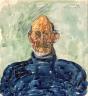 William H. Johnson / Portrait of Jesper Anderson / ca. 1931-1932