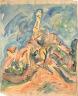 William H. Johnson / Piana, Corsica / ca. 1929