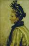 Romaine Brooks / Le Bonnet a Brides / ca. 1904