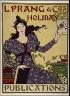 Louis Rhead / L. Prang & Co's Holiday Publications / ca. 1890-1896