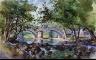 George Elbert Burr / Old Bridge near Bettws-y-Coed, North Wales / 1899