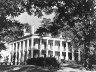 Marion Post Wolcott / Large white house / ca. 1938, printed later