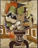 Georges Braque / The Round Table / 1929