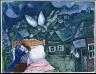 Marc Chagall / The Dream / 1939