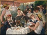 Pierre Auguste Renoir / Luncheon of the Boating Party / 1880-81