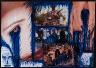 Thomas Hirschhorn / Blue Serie (Acéphale) [Headless] / 2001