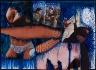Thomas Hirschhorn / Blue Serie (C) / 2001