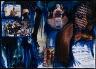 Thomas Hirschhorn / Blue Serie (Profit Warning!) / 2001