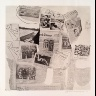 Robert Rauschenberg / Features from Currents / 1970