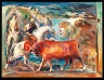 Jon Corbino / Bull in a Quarry / 1942-1951