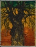 Jim Dine / A Tree Painted in South Florida / 1981