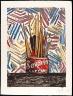Jasper Johns / Savarin / 1977