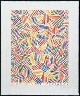 Jasper Johns / Cicada / 1979