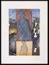 Jasper Johns / The Seasons (Spring) / 1987